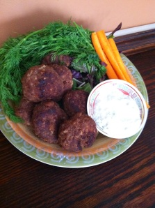 Meatballs with Carrots